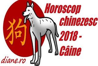 Horoscop Câine 2018