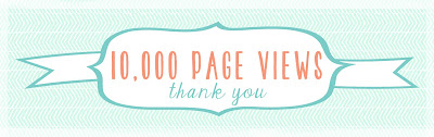 Image result for 10,000 page views!
