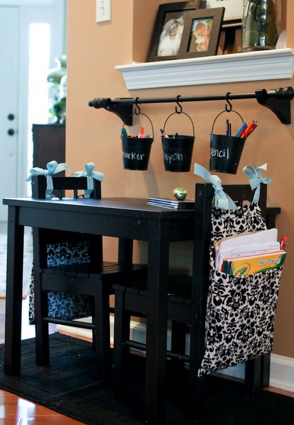 DIY Original And Inexpensive Toy Storage Ideas 6