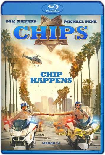 Chips: Patrulla motorizada recargada (2017) HD 1080p y 720p Latino
