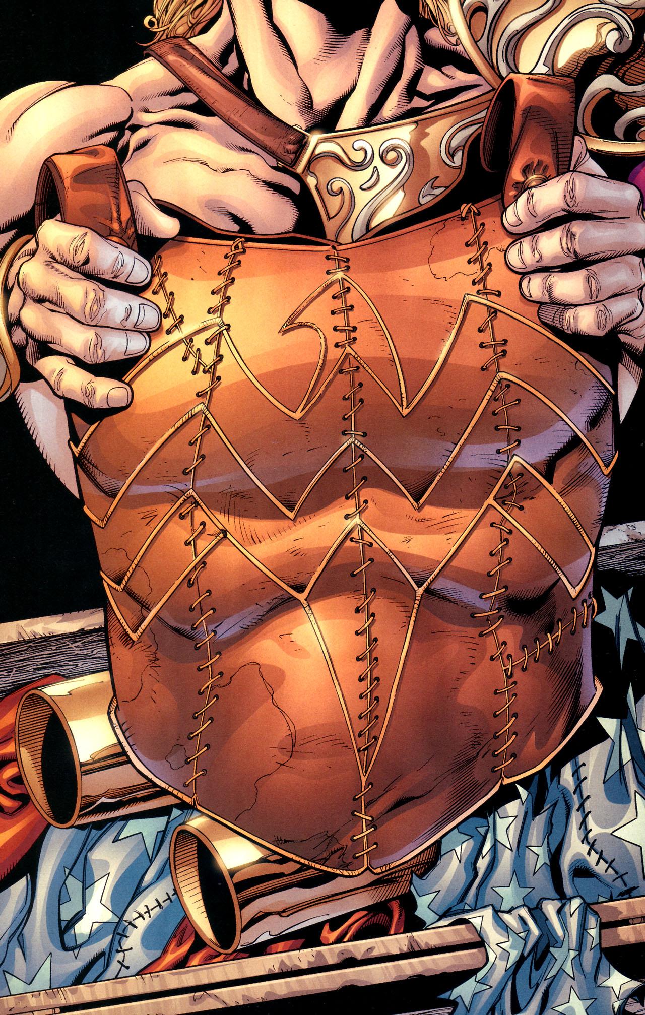 Read online Wonder Woman (2006) comic -  Issue #38 - 11