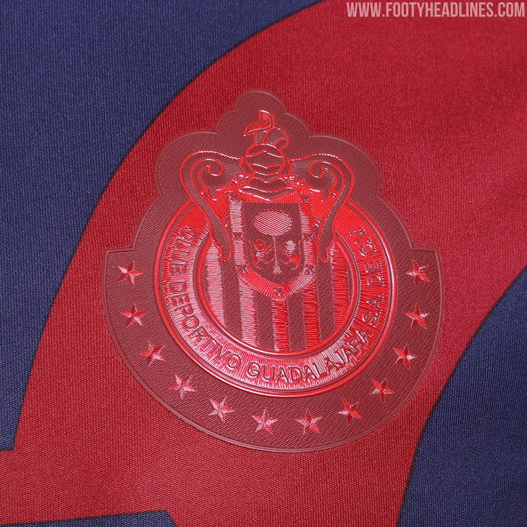 quality design db296 8b9dc Chivas 2019 Third Kit Revealed - Footy Headlines
