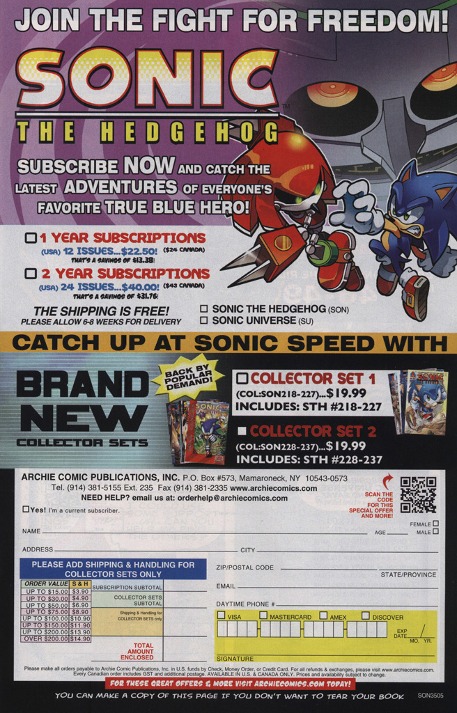 Read online Sonic The Hedgehog comic -  Issue #244 - 7