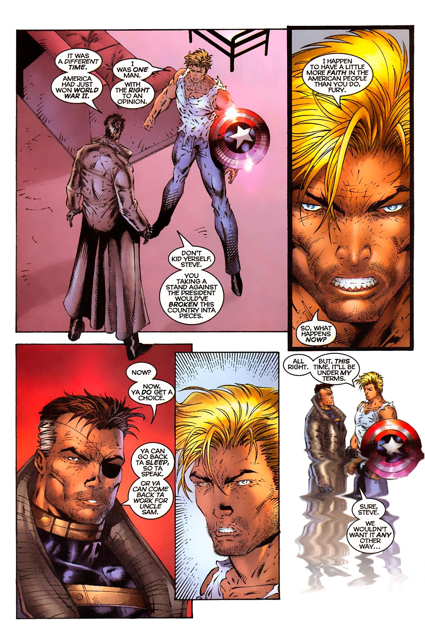 Captain America (1996) Issue #3 #3 - English 9
