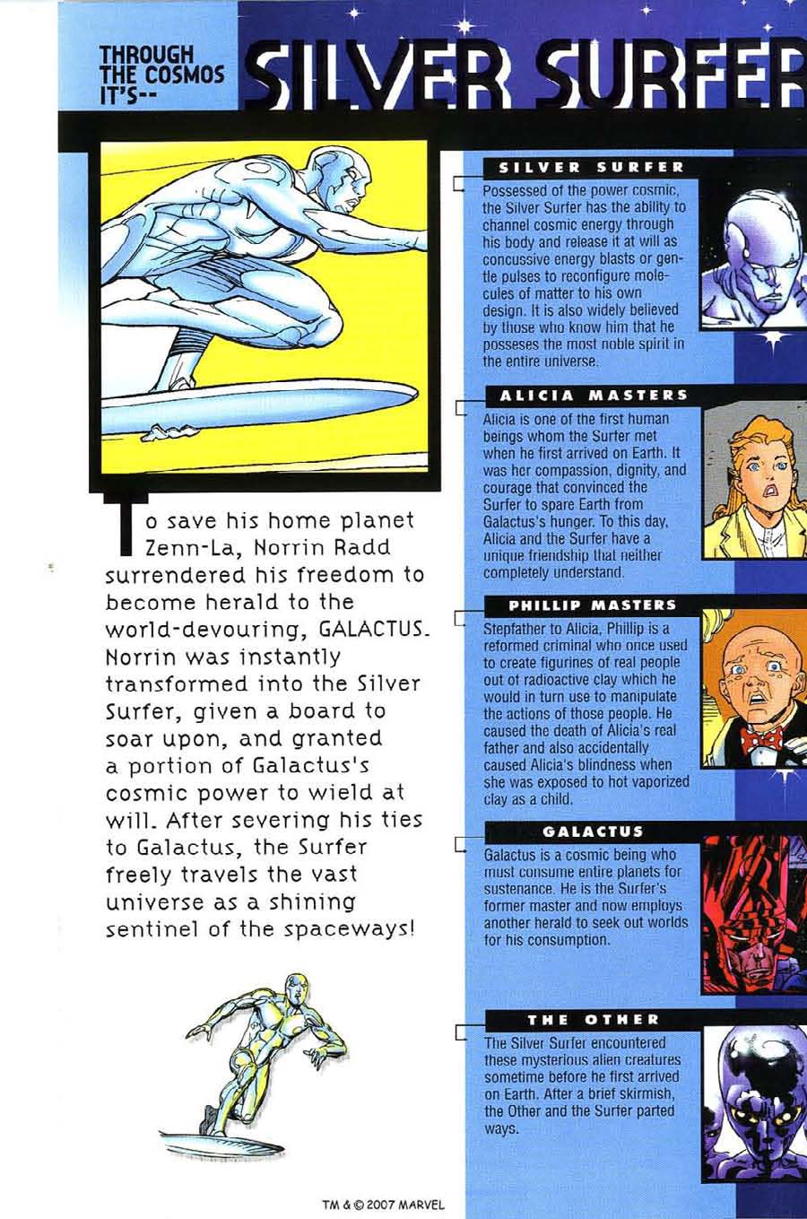 Read online Silver Surfer (1987) comic -  Issue #130 - 2