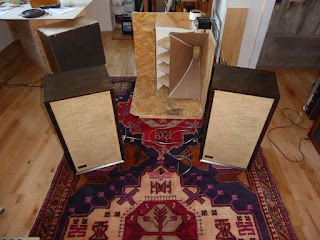 Pair Of Altec Lansing Corona 893A Acoustic Suspension Loudspeakers