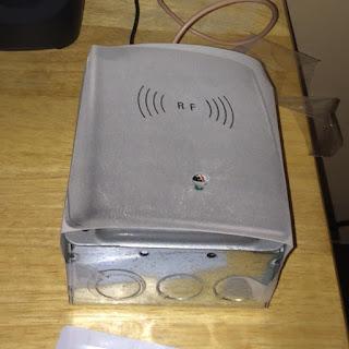 Completed RFID Reader