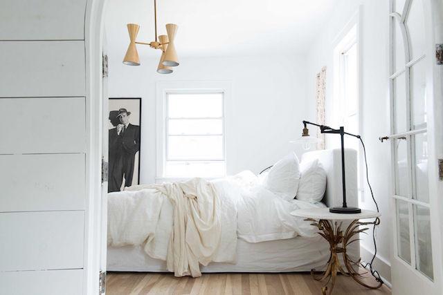 The Beautiful White Farmhouse Of An Interior Designer