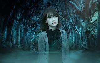 kisah cerita mistis misteri horor bercinta dengan hantu