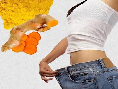 Giảm béo bằng nghệ là cách giảm béo an toàn, hiệu quả