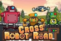 Çapraz Robot Yolu - Cross Robot Road