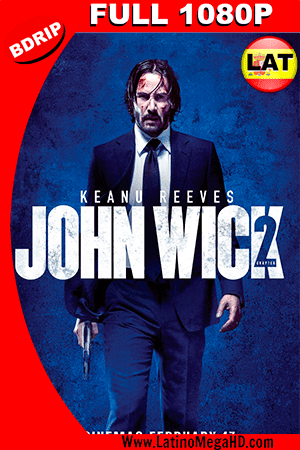 John Wick 2: Un Nuevo Día Para Matar (2017) Latino FULL HD BDRIP 1080P ()