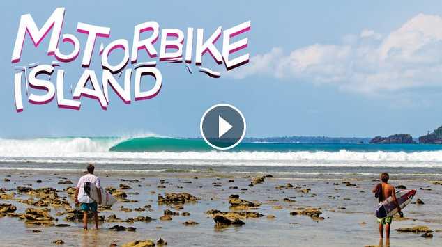 Motorbike Island