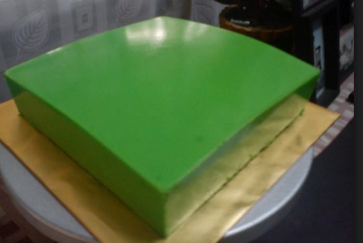 resep kue lapis pandan