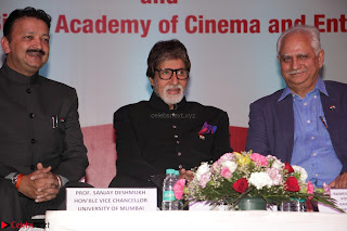 Amitabh Bachchan Launches Ramesh Sippy Academy Of Cinema and Entertainment   March 2017 045.JPG