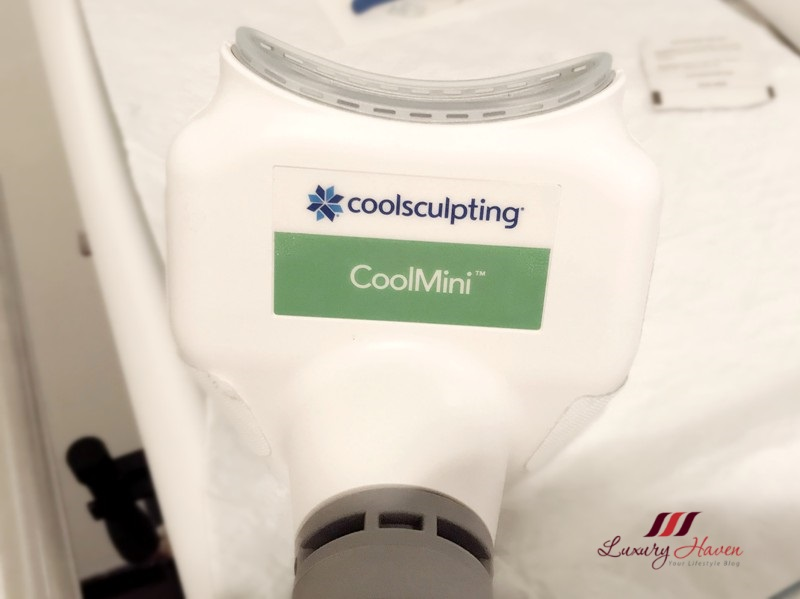 fda approved fat freezing zeltiq coolmini applicator