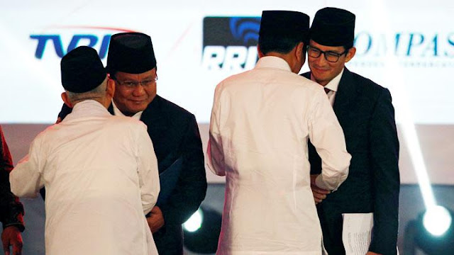 #PrabowoIndonesiaMenang Jadi Topik Paling Ngetren