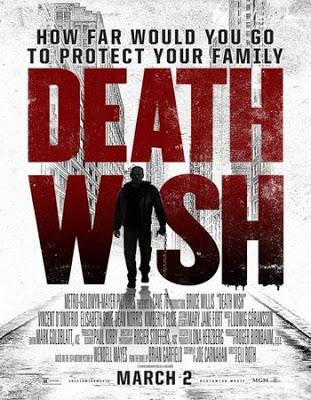 Death Wish 2018 Full Dual Audio Hindi Movie In HD