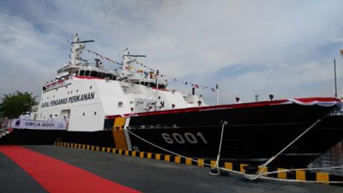 KKP Tambah Empat Armada Kapal Pengawas