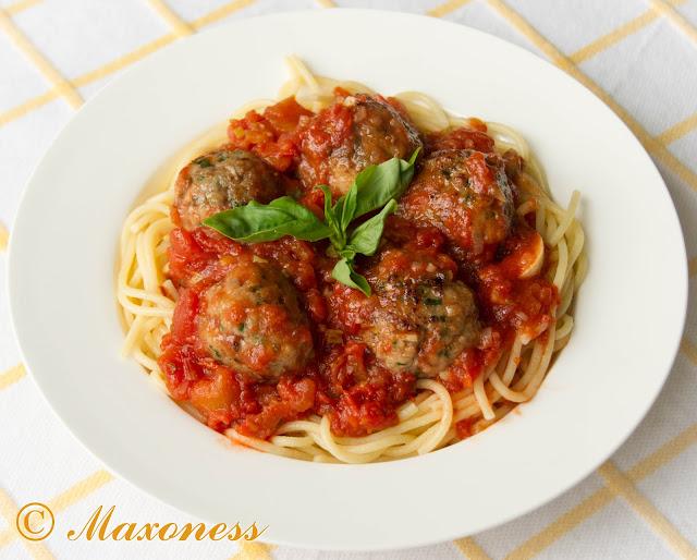 Фрикадельки от Гордона Рамзи. Итальянская кухня