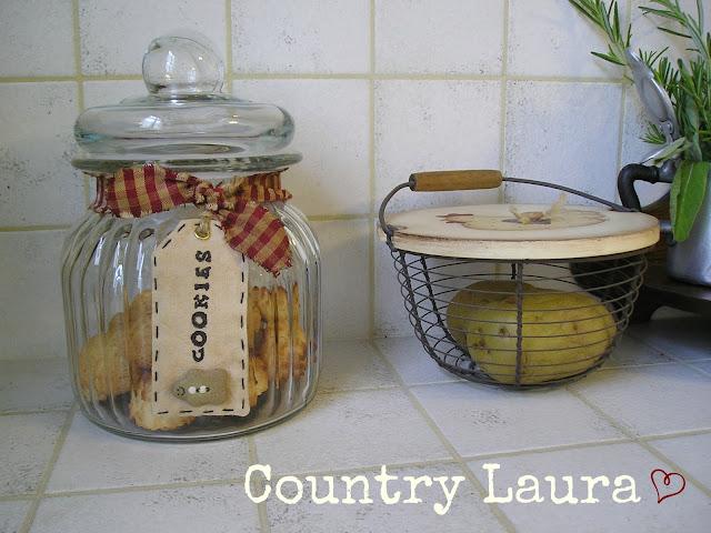Country Laura: QUALCHE SCATTO IN CUCINA