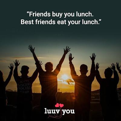Short Friendship Quotes For Best Friends