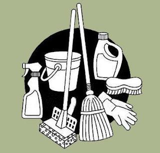 El blog de una principiante productos de limpieza for Organizacion y limpieza del equipo de trabajo en la cocina