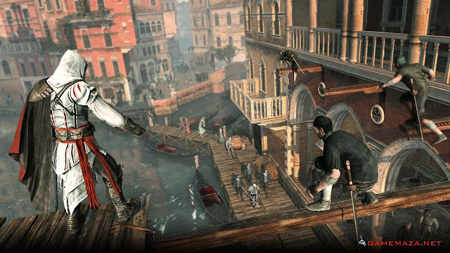 Assassins Creed II Repack Gameplay Screenshot 1