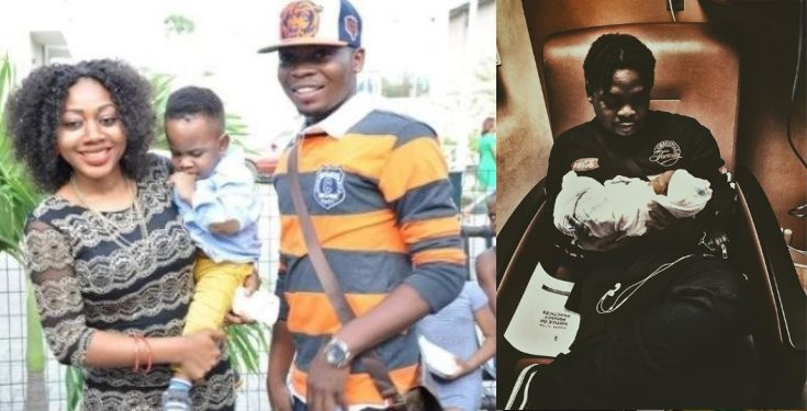Olamide welcomes 2nd child with his fiancee