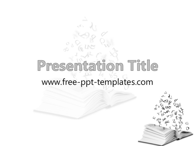 Knowledge ppt template toneelgroepblik Images
