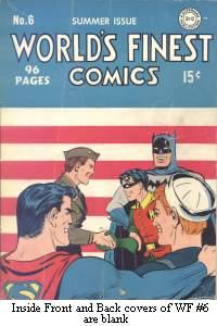 Read online World's Finest Comics comic -  Issue #6 - 2