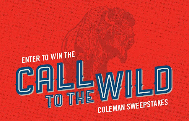 Own the weekend and a week in the wild by entering Coleman's sweepstakes to win a trip to Yellowstone and Grand Teton National Parks and other great outdoor prizes!