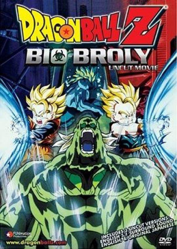 Dragon Ball Z: Bio Broly ...
