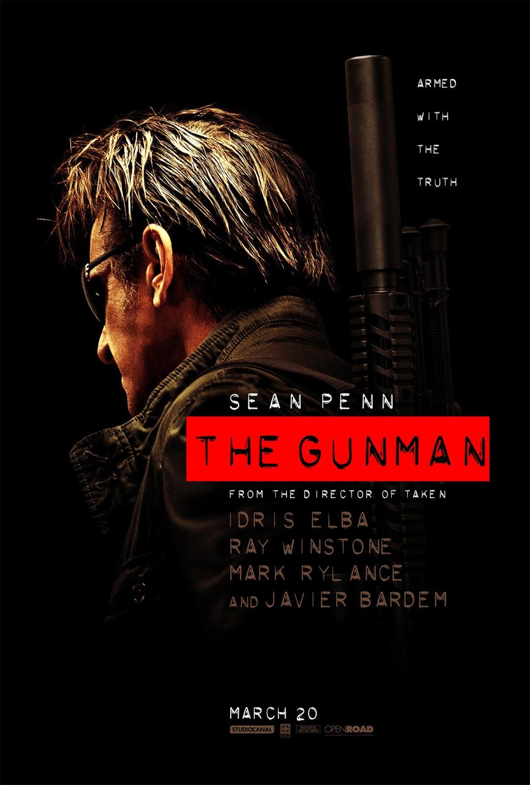 The Gunman 2015