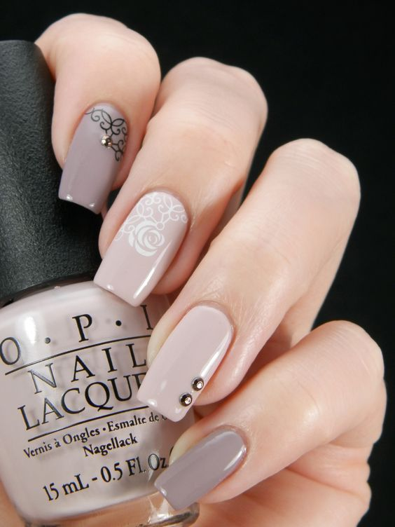 Best And Awesome Nude Nail Designs 2016 17 For Young Girls Fashion