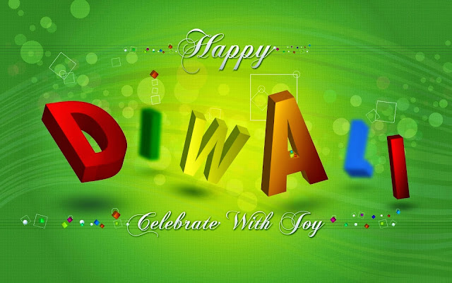 Happy Diwali 2015 3D Wallpapers Free Download for Android
