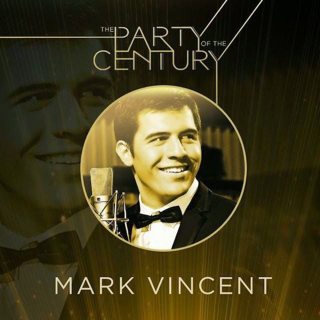 Australian tenor, Mark Vincent,
