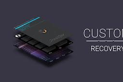 Cara Install Custom Recovery CWM dan TWRP di Android
