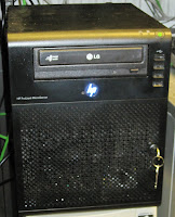 My HP proliant microserver