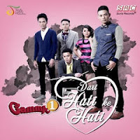 Download Chord Lagu & Kunci Gitar Gamma1 – Dari Hati Ke Hati
