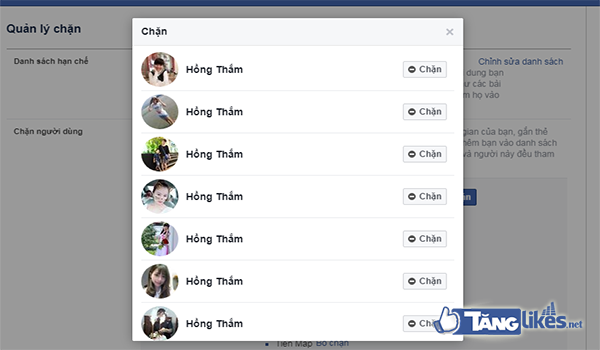 chan tai khoan facebook 4