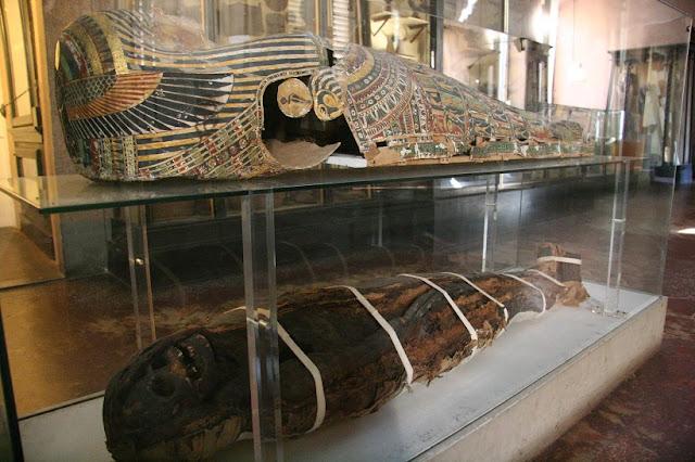 Museu Arqueológico em Florença