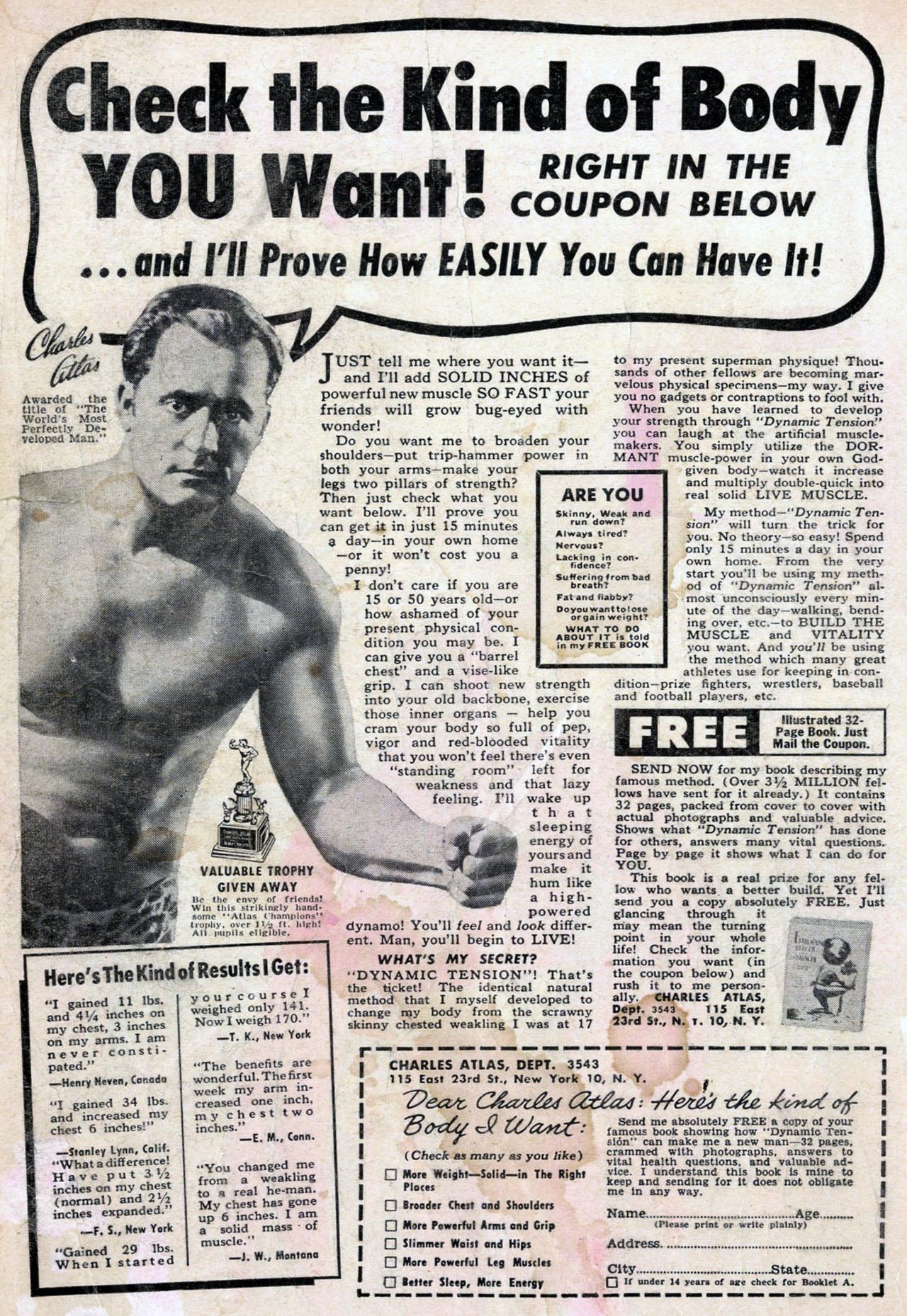 Read online Detective Comics (1937) comic -  Issue #241 - 2