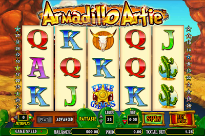 play armadillo artie online slot