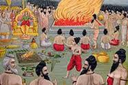 Sejarah Penyebab Kematian Raja Drupada dan Wirata Dalam Perang Baratayudha