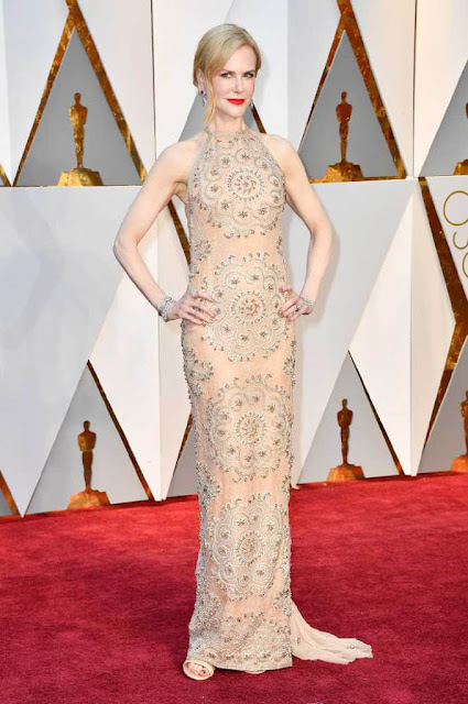 Nicole Kidman at 89th Annual Academy Awards