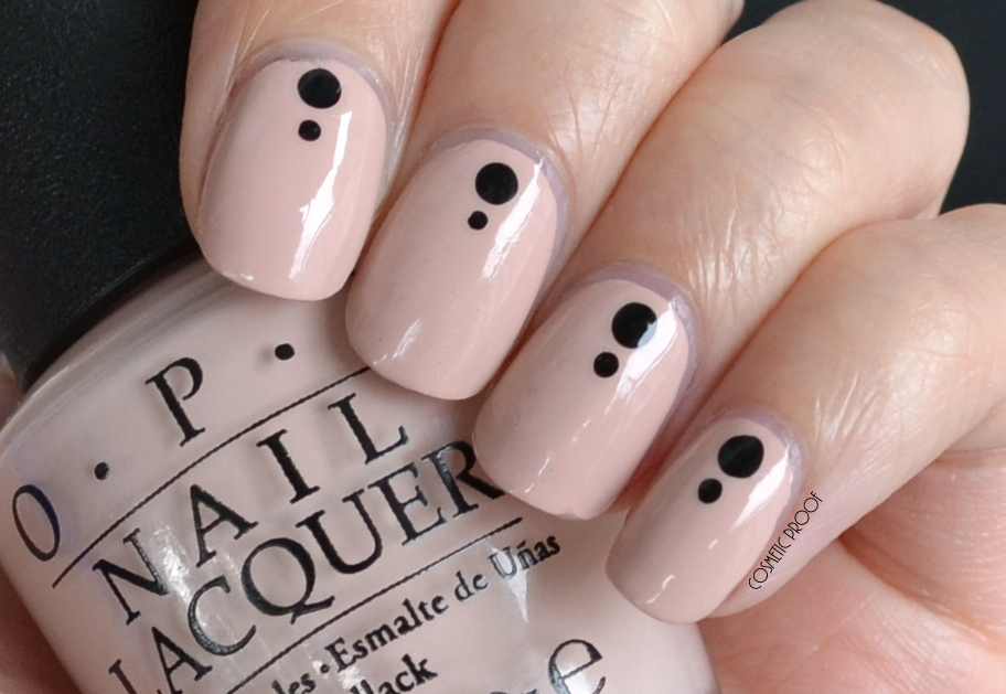 NAILS | Nothing but Nude with OPI-Tiramisu for Two | Cosmetic Proof ...
