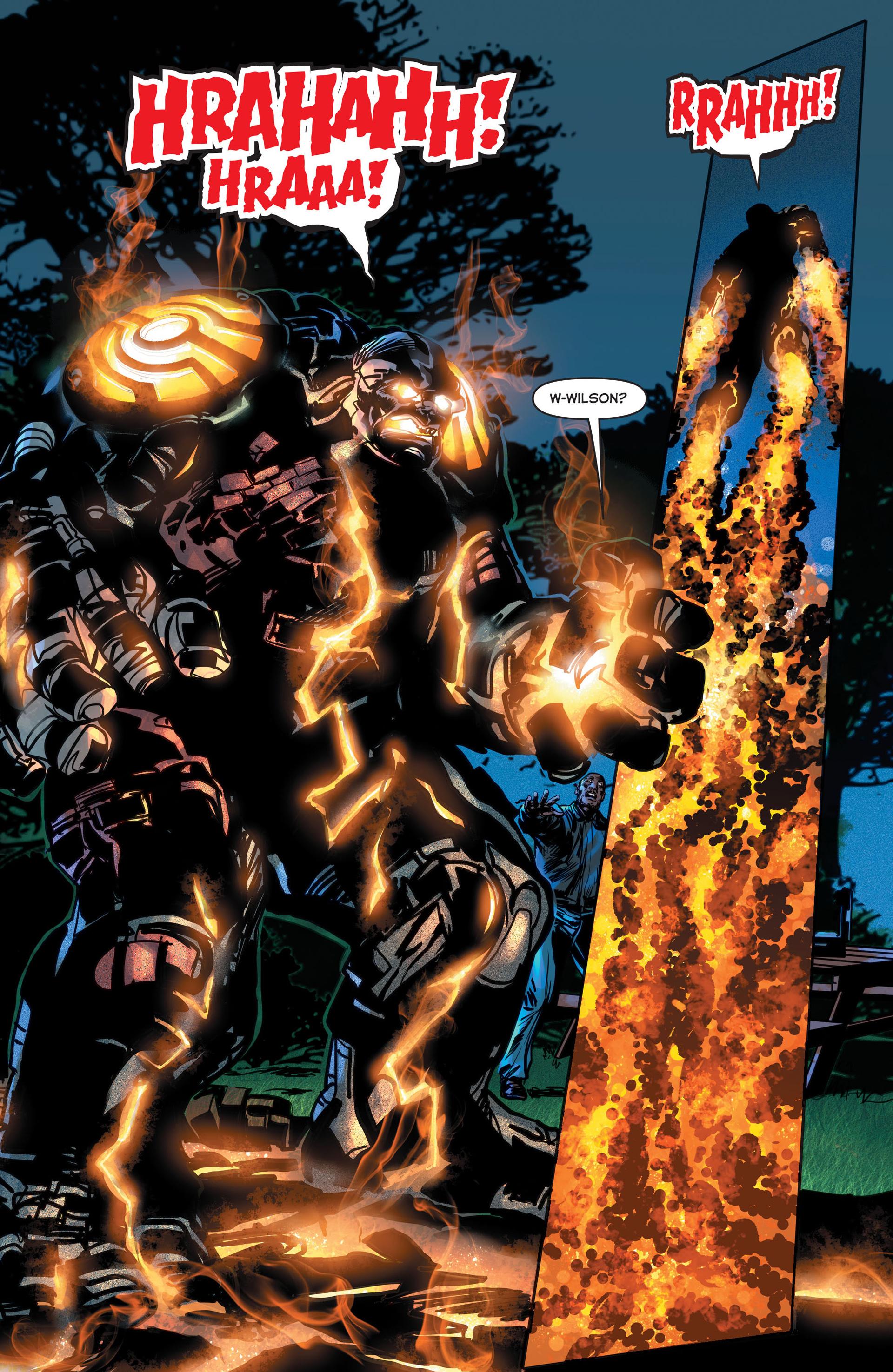 Read online Astro City comic -  Issue #6 - 14