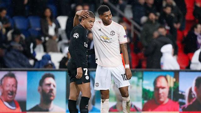 Mbappe Tak Bisa Tidur Nyenyak Setelah PSG Disingkirkan Man United
