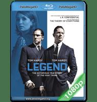 LEYENDA (2015) FULL 1080P HD MKV ESPAÑOL LATINO